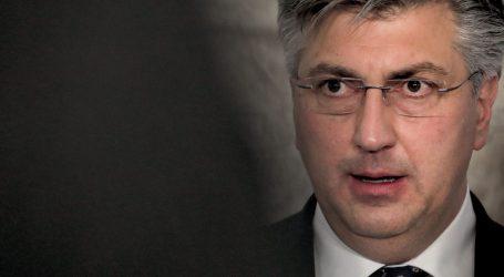Plenković slaže listu za otpis i razmatra rekonstrukciju Vlade odmah nakon lokalnih izbora