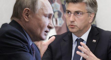 ENERGETSKI PROJEKTI: Kako je Plenković prije tri godine uzrujao Putina jer je ignorirao 10 milijardi ruskih eura