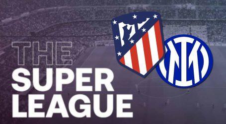 Iz Superlige istupili i Atletico Madrid i Inter Milan