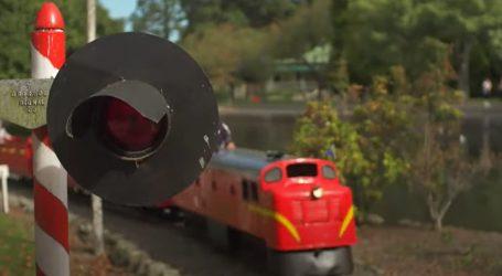 Masterton: Minijaturni turistički vlak atrakcija je već 42 godine