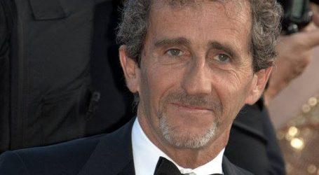 ALAIN PROST: 'Sin nije smio gledati moje utrke, u prvoj koju je vidio poginuo je Senna'