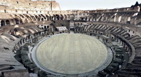 Rimski amfiteatar dobiva pomičnu drvenu podnicu u središnjem dijelu