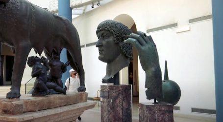 Rimski car Konstantin ponovno dobio svoj prst
