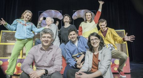 Premijera u Žar ptici: Angažirana predstava o prekomjernoj težini kod djece