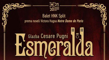 Balet 'Esmeralda' po prvi put u splitskom HNK, premijeru posvećuje ranjenim katedralama – pariškoj i zagrebačkoj