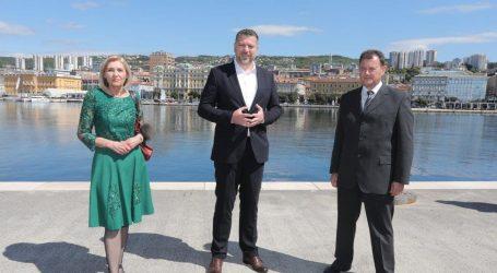 Josip Ostrogović predstavio kandidate za zamjenike gradonačelnika