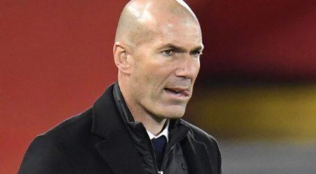 """Zinedine Zidane: """"Teško je to prihvatiti, ali Chelsea je zasluženo pobijedio"""""""