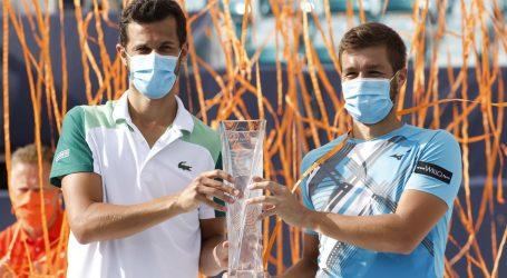 Nikola Mektić i Mate Pavić u finalu turnira u Madridu