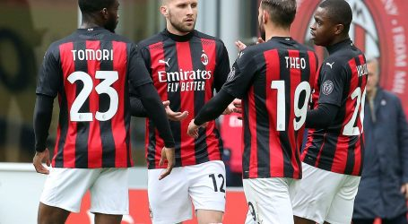 Italija: Milan uvjerljivo svladao Juventus 3-0, Rebić postigao sjajan pogodak
