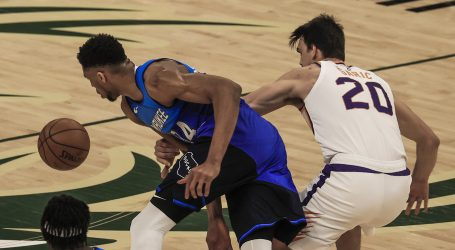 NBA: Sunsi se vratili na vrh