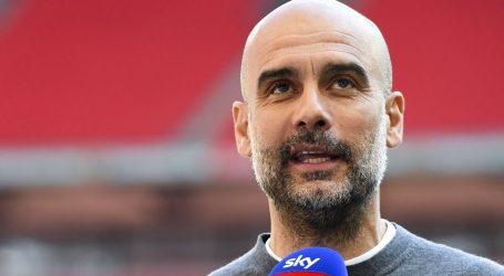 """Pep Guardiola: """"Ovo je prvi finale Lige prvaka za naš klub, jako sam ponosan"""""""