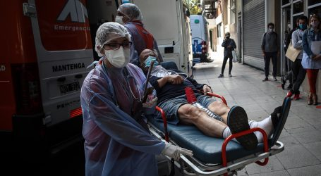 Argentina: Od početka pandemije tri milijuna zaraženih covidom-19, prepune bolnice