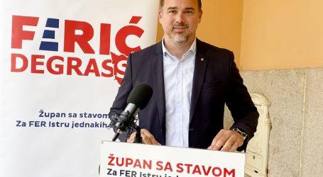 Pula: Ferić (SDP) za civilni nadzor i zatvaranje smetlišta Kaštijun