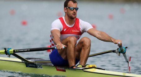 Svjetski kup u veslanju: Damir Martin u finalu