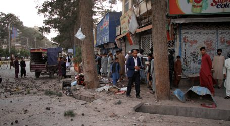 U Afganistanu 13 žrtava minobacačkog napada na svatove i bombe na cesti