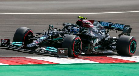 Formula 1: Bottasu kvalifikacije VN Portugala