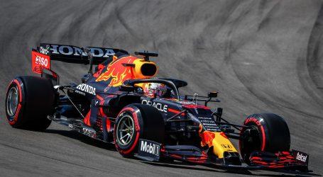 F1: Verstappen najbrži na zadnjem treningu