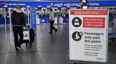 Britanija od 17. svibnja otvara putovanja za ograničen broj destinacija