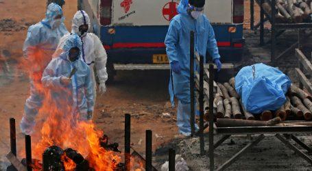 """WHO: """"Indijska varijanta koronavirusa izaziva globalnu zabrinutost"""""""