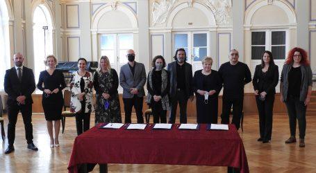 U Varaždinu potpisan ugovor o suradnju hrvatskih nacionalnih kazališta