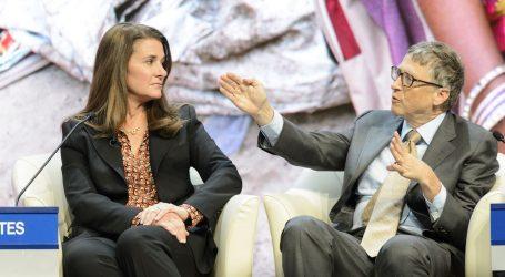 'Više ne mogu rasti kao par': Razvode se Bill i Melinda Gates