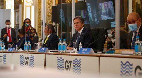 """G7: Rusija je """"zlonamjerna"""", a Kina """"nasilna"""""""