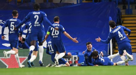 Chelsea izbacio Real i osigurao 'englesko' finale Lige prvaka