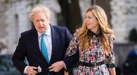 Britanski premijer Boris Johnson u tajnosti se vjenčao u Westminsterskoj katedrali