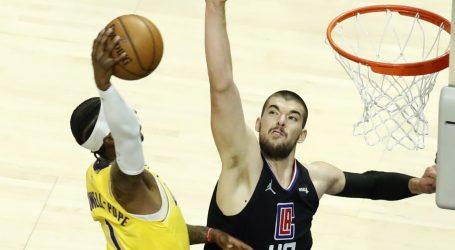 NBA: Jedna od najboljih partija Zubca u pobjedi LA Clippersa