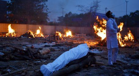 Indija: Rekordan broj umrlih, savezna država Tamil Nadu se zatvara