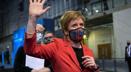 Škotski pristaše neovisnosti proglasili pobjedu, izazivaju Borisa Johnsona