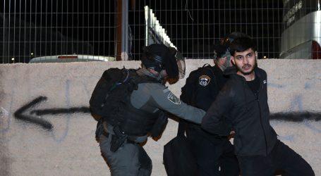 Veliki sukob izraelske policije i Palestinaca, deseci ranjenih