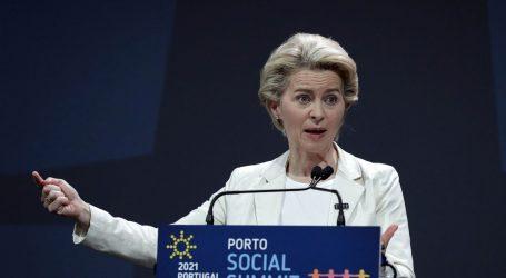 U EU primjenjeno više od 200 milijuna doza cjepiva protiv covida-19