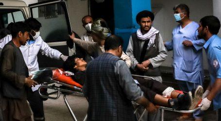 U eksploziji blizu škole u Kabulu najmanje 40 mrtvih, 52 ozlijeđenih