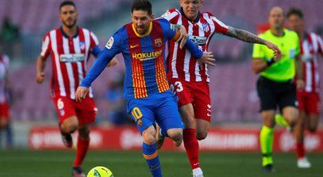 Primera: Veliki derbi Barcelone i Atletica završio bez pogodaka
