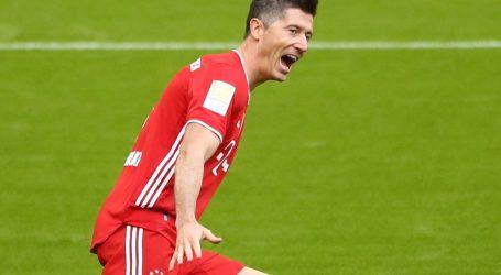 Bundesliga:  Bayern šesticom proslavio naslov, novi hat-trick Lewandowskog