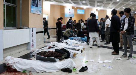 Afganistan: Broj poginulih u eksploziji kod škole porastao na 58