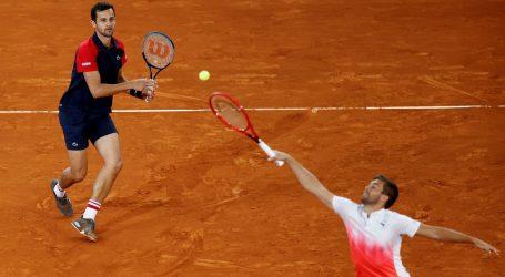 ATP Madrid: Mektić i Pavić izgubili prvo finale na Mastersima