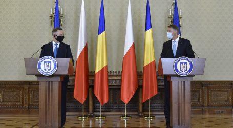 Rumunjski predsjednik traži veću prisutnost NATO-a u istočnoj Europi