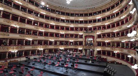 La Scala ponovno otvorena nakon sedam mjeseci