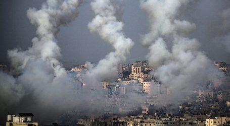 Najmanje dvadeset osoba poginulo u Pojasu Gaze