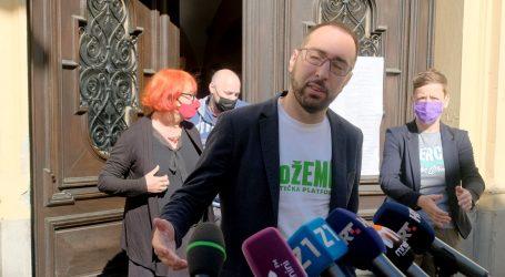 """Tomislav Tomašević: """"Rodna ravnopravnost je među naše četiri temeljne političke vrijednosti"""""""