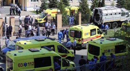 Pucnjava u Kazanju: Vladimir Putin naredio izmjenu pravila o nošenju oružja