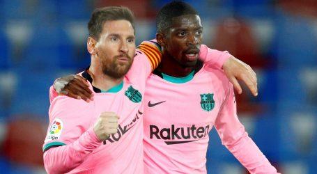 Novi kiks Barcelone: Katalonci remizirali protiv Levantea