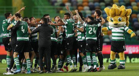 Sporting Lisabon prvak Portugala nakon 19 godina