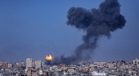 """U Gazi ubijeno najmanje 56 ljudi, Netanyahu prijeti da je to """"samo početak"""""""