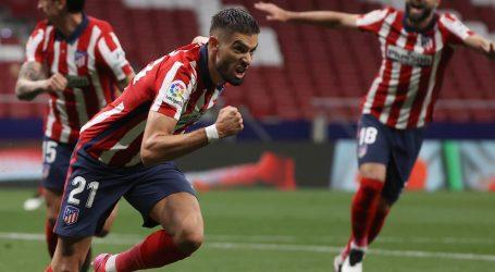 Primera: Atletico Madrid korak bliže naslovu prvaka