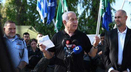 Netanyahu: Uništena zgrada u pojasu Gaze sasvim legitimna meta