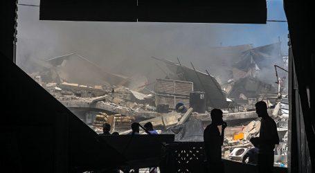 Nasilje potresa Gazu, Izrael i Zapadnu obalu, broj mrtvih raste