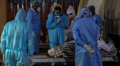 Broj zaraženih u Indiji u opadanju